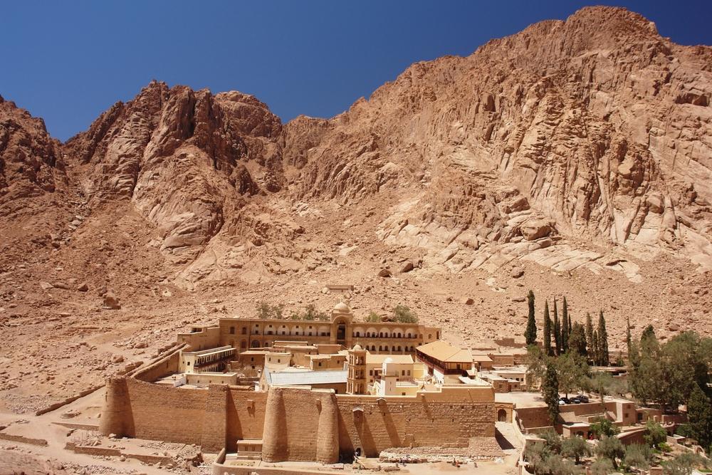 St Catherine's Monastery Sinai
